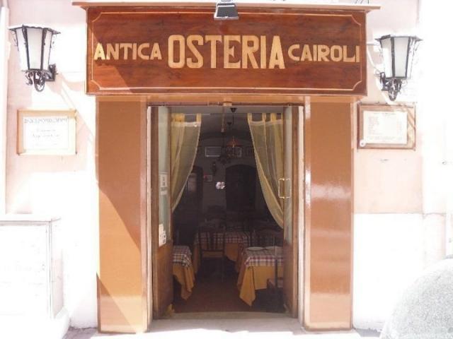 Antica Osteria Cairoli