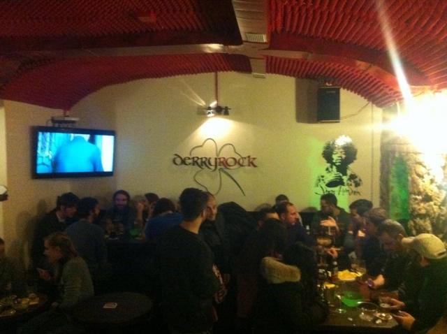 Derry Rock Pub