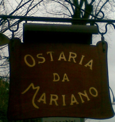 Ostaria da Mariano