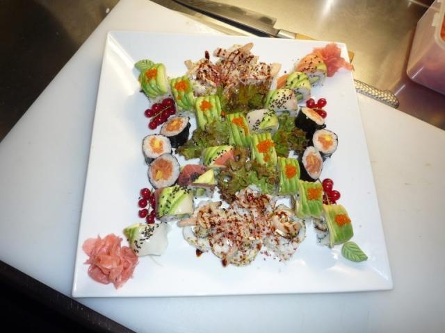 White Sushi