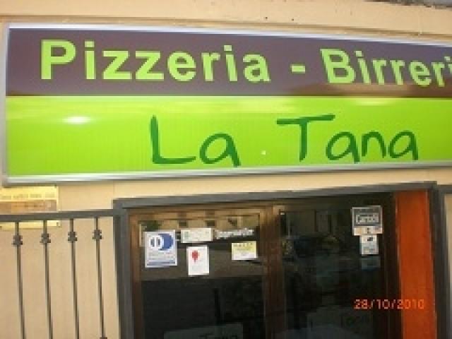 Pizzeria Birreria La Tana
