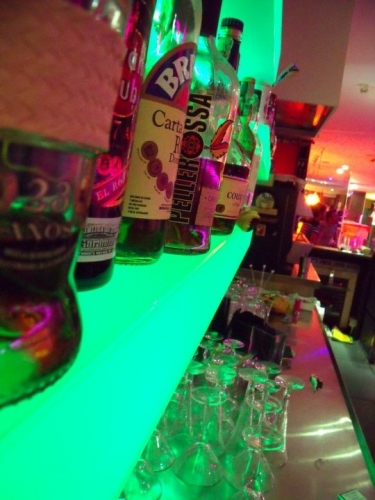 Q.in Lounge bar Mexican Ristò