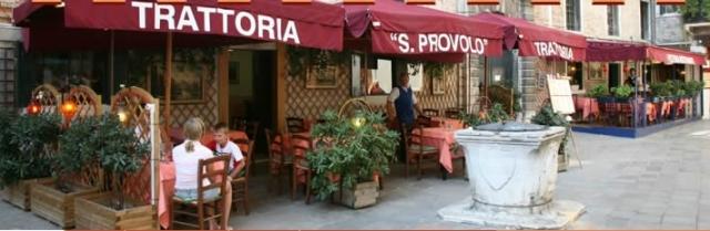 Risultato immagini per trattoria san provolo venezia