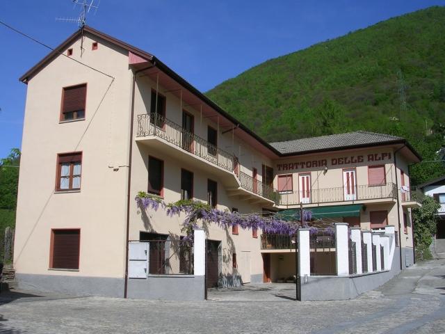Trattoria delle Alpi